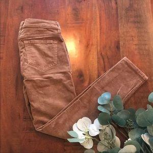 Old Navy Jeans - Old Navy Skinny Cords in Tan
